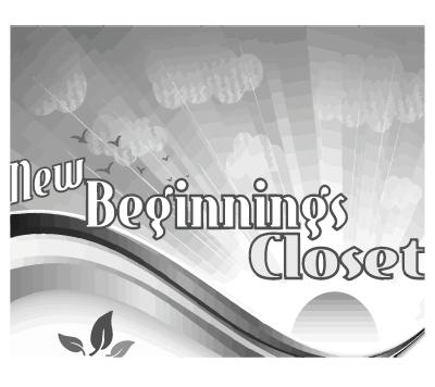 New Beginnings Closet Logo