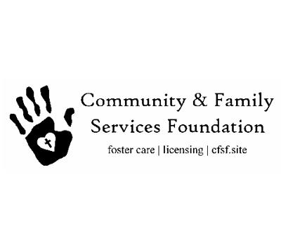 Community & Family Services Foundation Logo
