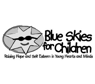 Blue Skies For Children Logo