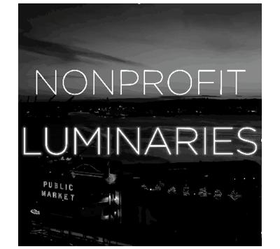 Nonprofit Luminaries Logo