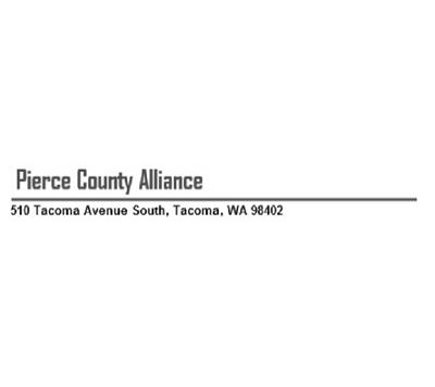 Pierce County Alliance Logo